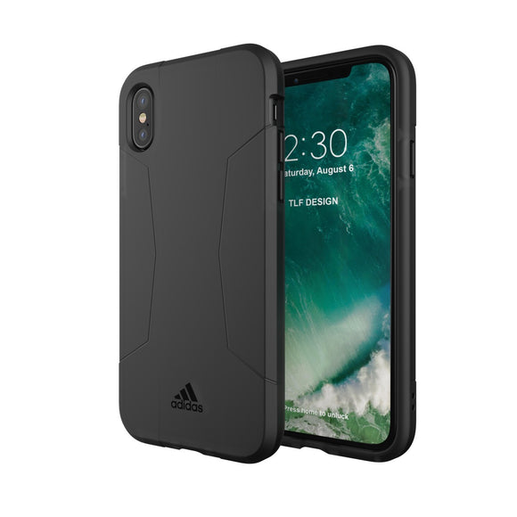 adidas(アディダス) Performance iPhoneX 背面型 ケース SP-Agravic Black