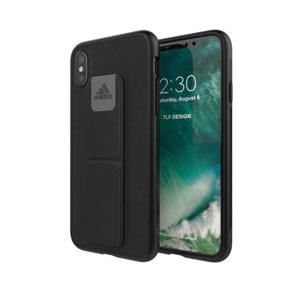 adidas(アディダス) Performance iPhoneX 背面型 ケース SP-Grip Black