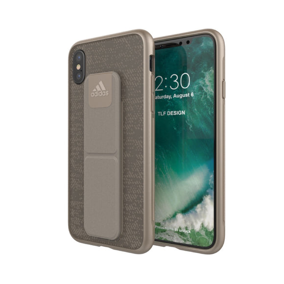 adidas(アディダス) Performance iPhoneX 背面型 ケース SP-Grip Sesame