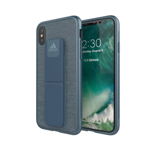 adidas(アディダス) Performance iPhoneX 背面型 ケース SP-Grip Mystery Blue