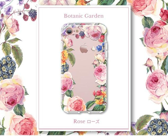 iPhone8/7 兼用ハードケース Level Case Botanic Garden Collection