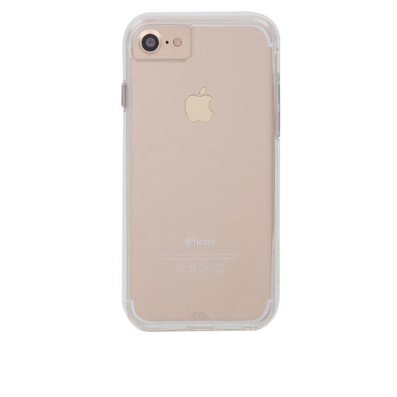 iPhone8/7 兼用ハードケース Case-Mate Hybrid Tough Naked Case