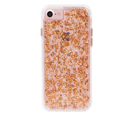 iPhone8/7 兼用ハードケース Case-Mate Karat Case Rose Goldの商品画像
