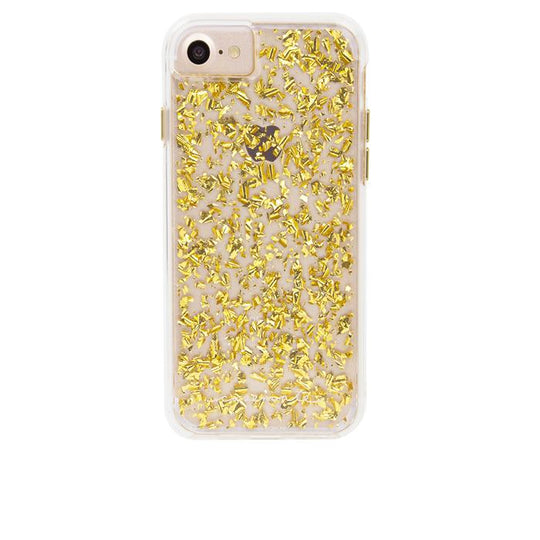 iPhone8/7 兼用ハードケース Case-Mate Karat Case Gold leafの商品画像