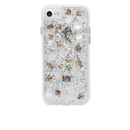 iPhone8/7 兼用ハードケース Case-Mate Karat Case Mother of pearlの商品画像