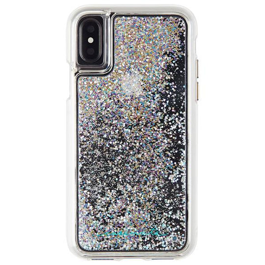 iPhoneX 専用ケース Case-Mate Waterfall Case-Iridescent Diamondの商品画像