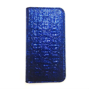 Multi Phone Case BookType【WaterDrop】MirrorRoyalBlue