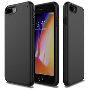 iPhone8Plus iPhone7Plus アイフォン 耐衝撃 Chroma Case Black