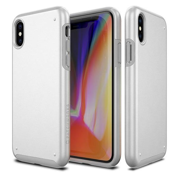 iPhoneXS/X Chroma Case White