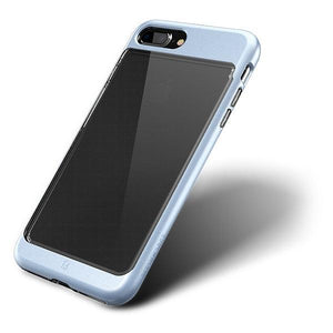 iPhone8Plus iPhone7Plus アイフォン 耐衝撃 Sentinel Contour Case Blue