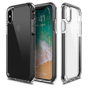 iPhoneX アイフォンX Lumina EX Case Black