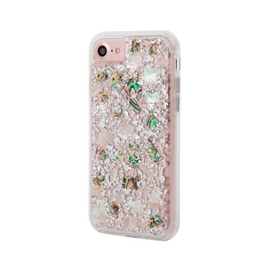 iPhone8 iPhone7 iPhone6 iPhone6s アイフォン ケース Case-Mate iPhone8 Karat Case-Mother of Pearlの商品画像