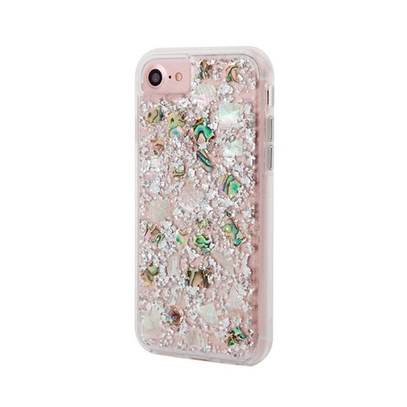 Case-Mate iPhone8 Karat Case-Mother of Pearl アイフォン ケース