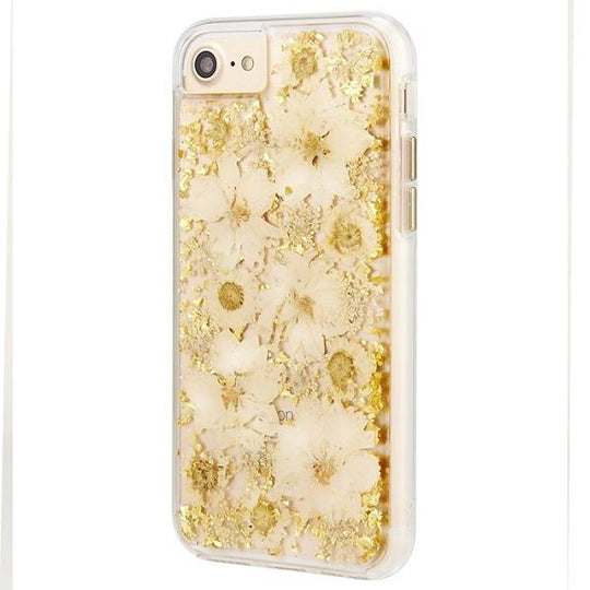 iPhone8 iPhone7 iPhone6 iPhone6s アイフォン ケース Case-Mate iPhone8 Karat Petals Case-Whiteの商品画像