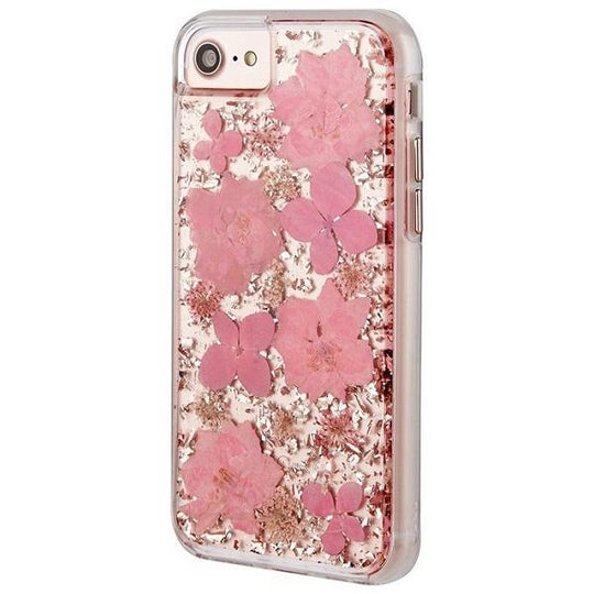 iPhone8 iPhone7 iPhone6 iPhone6s アイフォン ケース Case-Mate iPhone8 Karat Petals Case-Pinkの商品画像