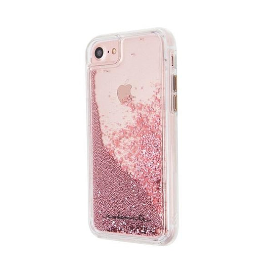 iPhone8 iPhone7 iPhone6 iPhone6s アイフォン ケース Case-Mate iPhone8 Waterfall Case-Rose Goldの商品画像