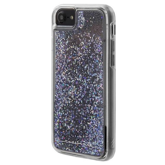 iPhone8 iPhone7 iPhone6 iPhone6s アイフォン ケース Case-Mate iPhone8 Waterfall Case-Black