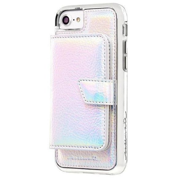 iPhone8 iPhone7 iPhone6 iPhone6s アイフォン ケース Case-Mate iPhone8 Comapct Mirror Case-Iridescent