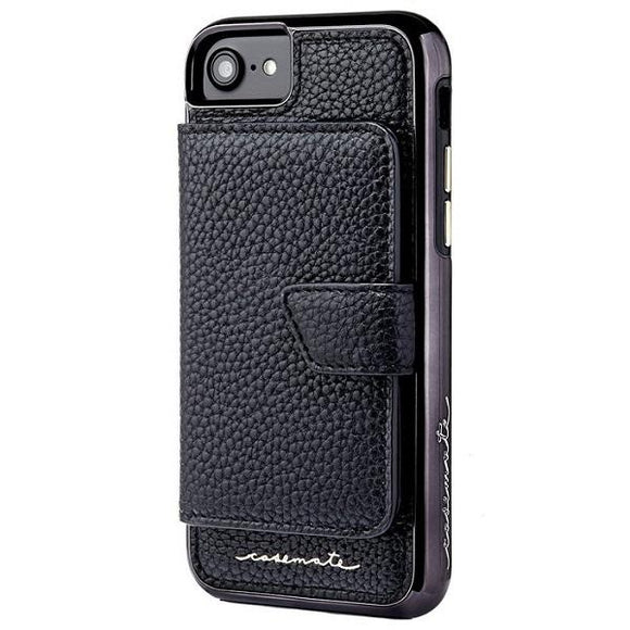 iPhone8 iPhone7 iPhone6 iPhone6s アイフォン ケース Case-Mate iPhone8 Comapct Mirror Case-Black