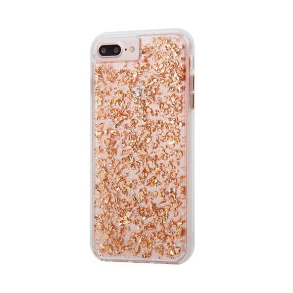 iPhone8Plus iPhone7Plus iPhone6Plus iPhone6sPlus アイフォン ケース Case-Mate iP8Plus Karat Case-Rose Gold