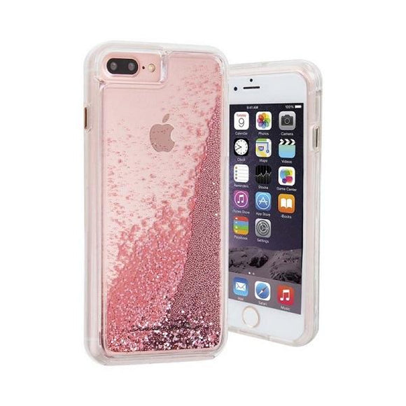 iPhone8Plus iPhone7Plus アイフォン8プラス Case-Mate iP8Plus Waterfall Case-Rose Gold