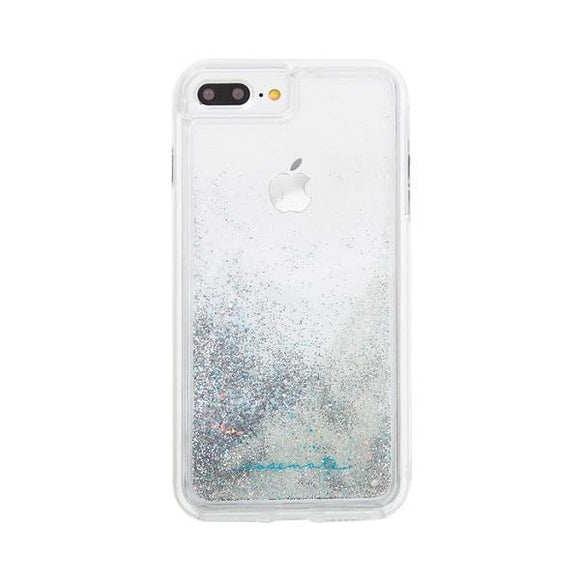 iPhone8Plus iPhone7Plus iPhone6Plus iPhone6sPlus アイフォン ケース Case-Mate iP8Plus Waterfall Case-Iridescent Diamond