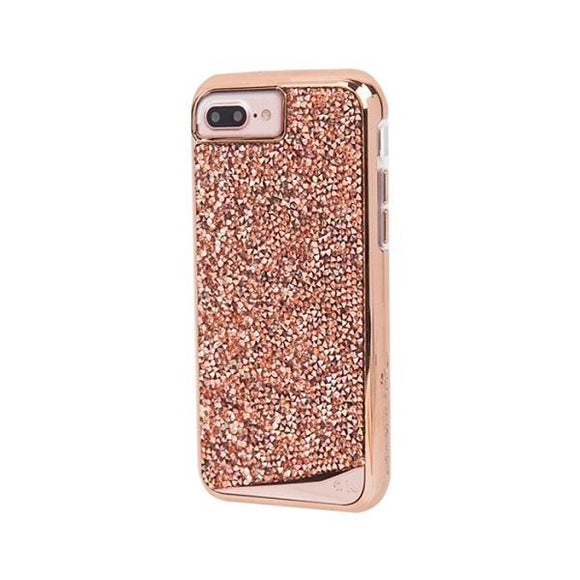 iPhone8Plus iPhone7Plus iPhone6Plus iPhone6sPlus アイフォン ケース Case-Mate iP8Plus Brilliance Case-Rose Gold