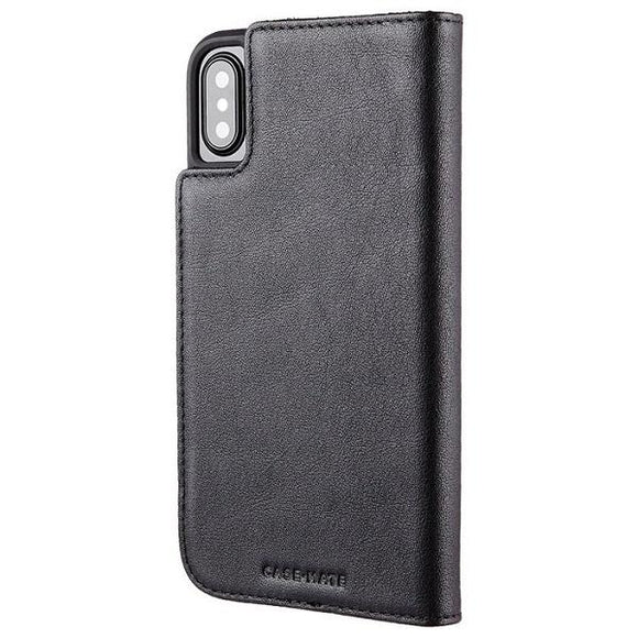 iPhoneXS/X ケース Case-Mate Wallet Folio-Black