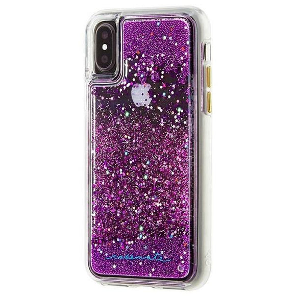 iPhoneXS/X ケース Case-Mate iPhoneXS/X Waterfall Case-Magenta