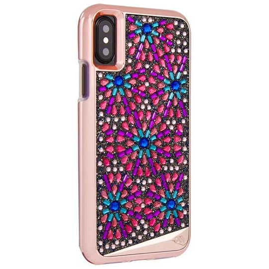 iPhoneX アイフォンX ケース Case-Mate iPhoneX Brilliance Case-Broochの商品画像