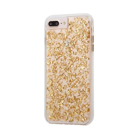 iPhone8Plus iPhone7Plus iPhone6Plus iPhone6sPlus アイフォン ケース Case-Mate iP8Plus Karat Case-Gold