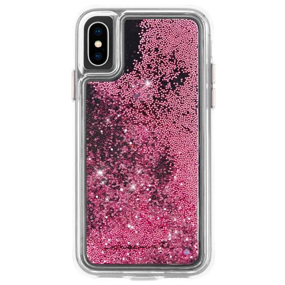 iPhoneXS アイフォンXS Waterfall - Rose Gold Case-Mate ケースメート