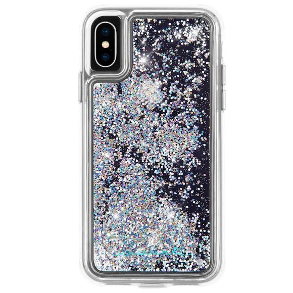 iPhoneXS アイフォンXS  Waterfall - Iridescent Case-Mate ケースメート