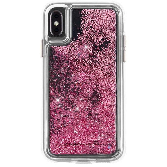 iPhoneXS MAX アイフォンXS マックス Waterfall - Rose Gold Case-Mate ケースメート