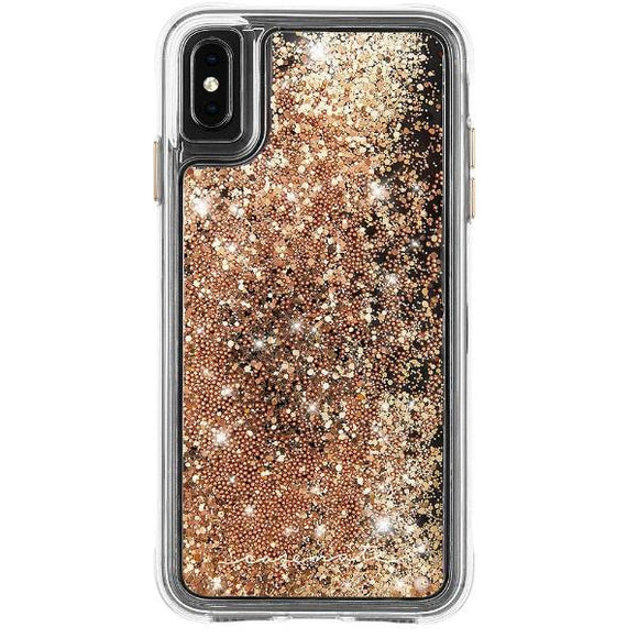 iPhoneXS MAX アイフォンXS マックス Waterfall - Gold Case-Mate ケースメート