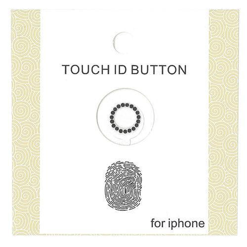 Touch ID Home Button Cover with Rhinestone(全14色)