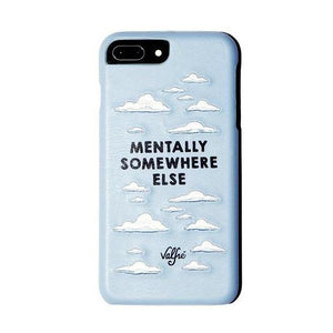 Valfre(ヴァルフェー)MENTALLY SOMEWHER ELSE iPhone/8/7/6/6sケース