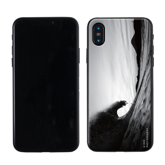 U-SKE Gizmobies ギズモビーズ スキンシール iPhoneXS/X/8/7 iPhone8Plus/7Plus the great wave japan