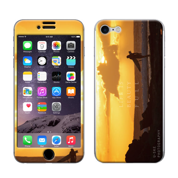 U-SKE Gizmobies SURFER GIRL for iPhone8/8Plus/7/7Plus