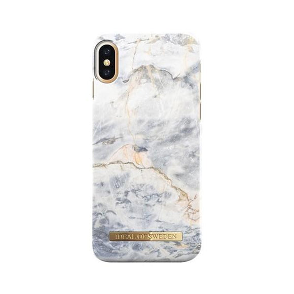 iPhoneX おしゃれ FASHION CASE 16-17A/W OCEAN MARBLE
