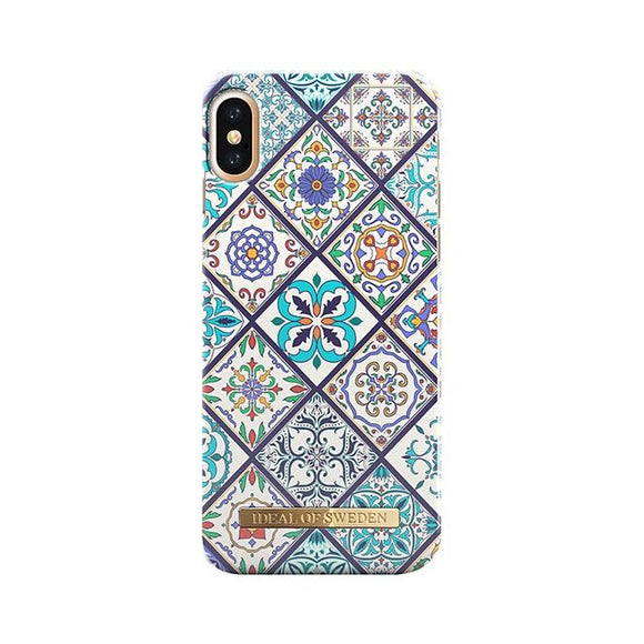iPhoneX おしゃれ FASHION CASE 16-17A/W MOSAIC