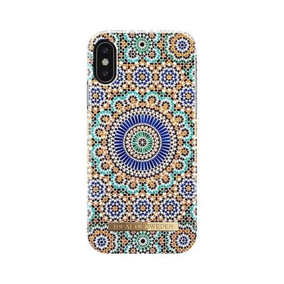 iPhoneX おしゃれ FASHION CASE 17S/S MOROCCAN ZELLIGE