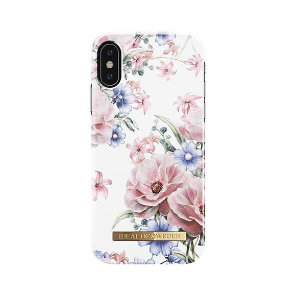 iPhoneX おしゃれ FASHION CASE 17S/S FLORAL ROMANCE