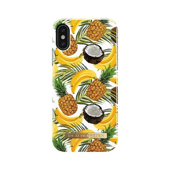 iPhoneX おしゃれ FASHION CASE 17S/S BANANA COCONUT
