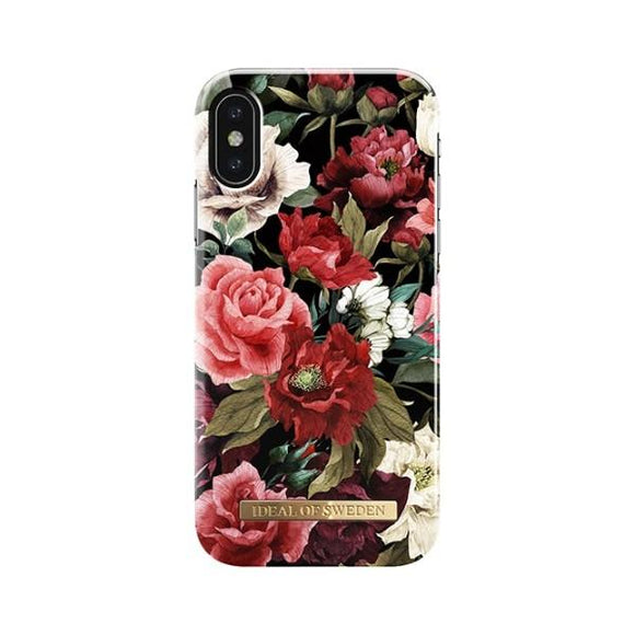 iPhoneX おしゃれ FASHION CASE 17-18A/W ANTIQUE ROSES