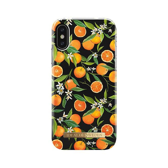 iPhoneX おしゃれ FASHION CASE 17-18A/W TROPICAL FALL