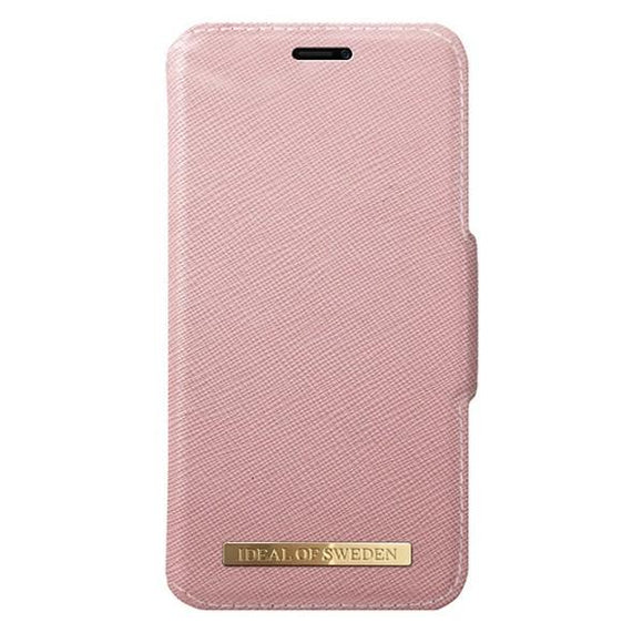 iPhoneX おしゃれ FASHION WALLET PINK