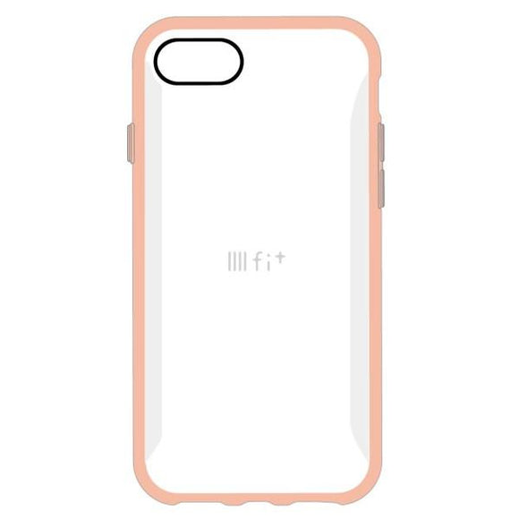 iPhone8 iPhone7 iPhone6s iPhone6 アイフォン8 アイフォン7 ケース IIII fit ライトトーンシリーズ ケース ライトオレンジ