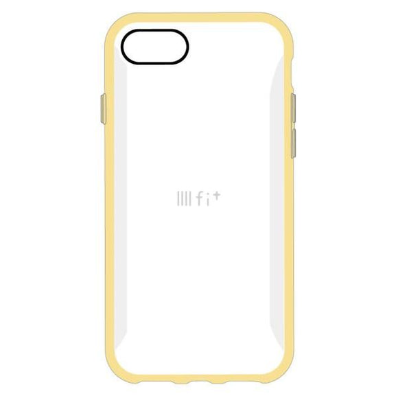 iPhone8 iPhone7 iPhone6s iPhone6 アイフォン8 アイフォン7 ケース IIII fit ライトトーンシリーズ ケース イエロー
