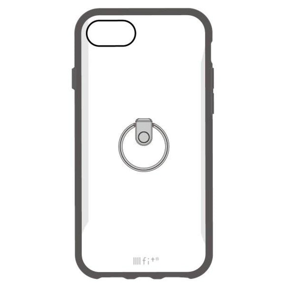 iPhone8 iPhone7 iPhone6s iPhone6 アイフォン8 アイフォン7 ケース IIII fit リング ケース ホワイト